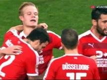 Fortuna Düsseldorf 1:0 Eintracht Brunszwik