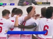 Sevilla FC U19 1:0 Juventus Turyn U19