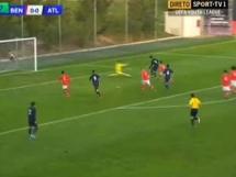 Benfica Lizbona U19 1:1 Atletico Madryt U19