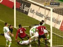 VfL Wolfsburg U19 0:2 Manchester United U19