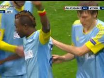 Galatasaray SK 1:1 FK Astana
