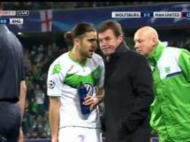 VfL Wolfsburg 3:2 Manchester United