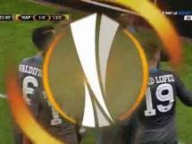 Napoli 5:2 Legia Warszawa