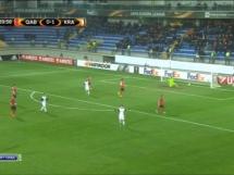 FK Qabala 0:3 FK Krasnodar