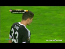 Sporting Lizbona 3:1 Besiktas Stambuł
