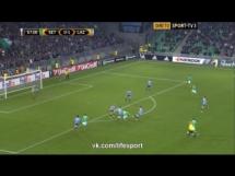 Saint Etienne 1:1 Lazio Rzym