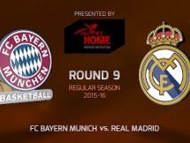 Bayern Monachium 67:86 Real Madryt