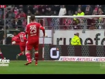 Fortuna Düsseldorf 0:3 Union Berlin