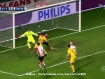 PSV Eindhoven 1:1 Roda