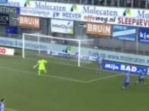 PEC Zwolle 2:1 AZ Alkmaar