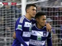 Anderlecht 1:1 Oostende