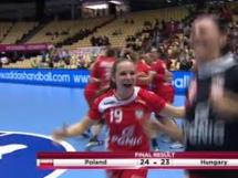 Polska 24:23 Węgry