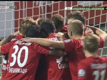 Erzgebirge Aue 0:2 FC Heidenheim