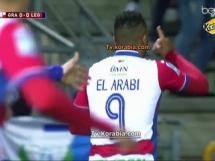 Granada CF 1:0 Leganes