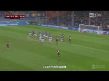 Sampdoria 0:2 AC Milan