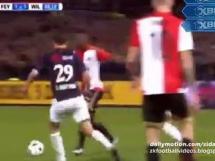 Feyenoord 2:1 Willem II