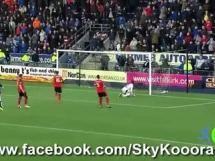 Falkirk 2:1 Rangers