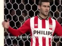 PSV Eindhoven 3:2 PEC Zwolle