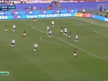 AS Roma 2:0 Genoa
