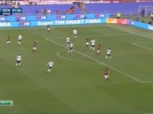 AS Roma 2:0 Genoa