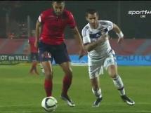 Gazelec Ajaccio - Olympique Lyon