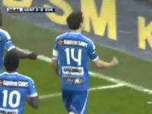 Gent 3:0 KV Kortrijk