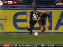 Lokeren 1:1 Anderlecht
