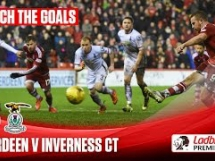 Aberdeen 2:2 Inverness C.T.