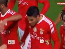Benfica Lizbona 1:0 Nacional Madeira