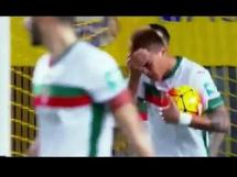 Las Palmas 4:1 Granada CF