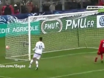 Limoges 0:7 Olympique Lyon