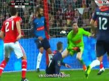 Benfica Lizbona 6:0 Maritimo Funchal