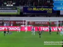 Vitoria Setubal 0:6 Sporting Lizbona