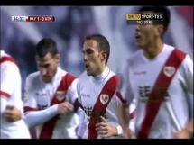 Rayo Vallecano 1:1 Atletico Madryt