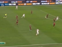 AS Roma 1:1 AC Milan