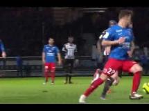 Angers 2:0 Caen