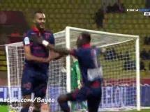 AS Monaco 2:2 Gazelec Ajaccio