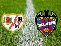 Levante UD 2:1 Rayo Vallecano