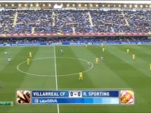 Villarreal CF - Sporting Gijon