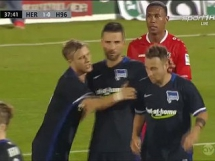 Hertha Berlin 1:0 Hannover 96
