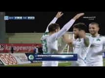 Kalloni 0:2 Panathinaikos Ateny