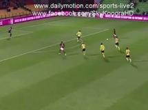 Metz 1:0 Sochaux