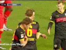 Hannover 96 0:2 VfB Stuttgart