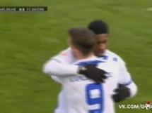 Karlsruher 2:1 Bayern Monachium
