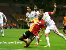 Galatasaray SK 3:1 Sivasspor