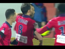Gazelec Ajaccio 2:2 Reims