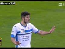 Latina 1:0 Novara