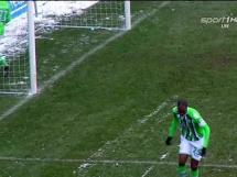 Chemnitzer FC 2:3 VfL Wolfsburg