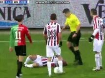 NEC Nijmegen 1:0 Willem II