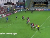 Nacional Madeira 2:3 Sporting Braga